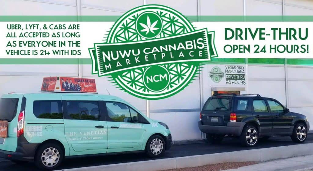 NuWu Cannabis Marketplace Drive-Thru