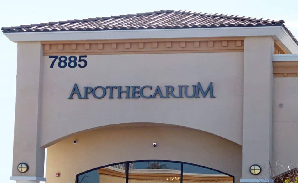 Apothecarium Cannabis Dispensary