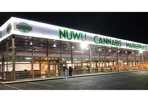 NUWU Cannabis Marketplace Dispensary