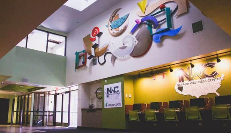 Nevada Wellness Center Cannabis Dispensary