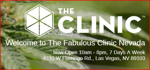 The CLINIC Cannabis Dispensary