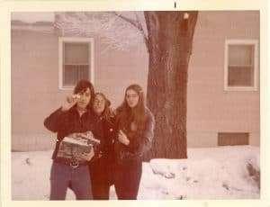 Moi, Karen, and Pam