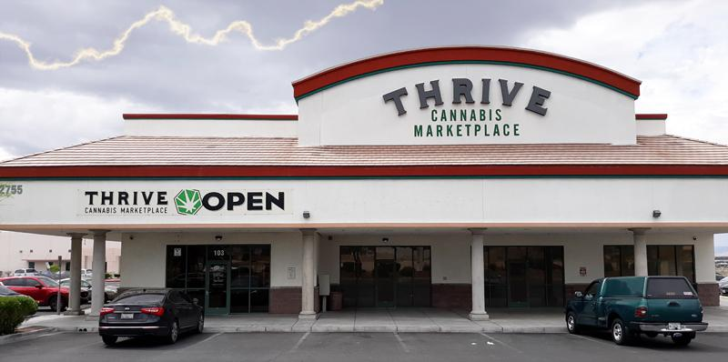 Vegas Reputation provides every Recreational Cannabis Dispensary located throughout the Las Vegas Valley all in one convenient Cannabis Directory. Find The Weed You Need! Find Recreational Cannabis Dispensary locations, reviews, and cannabis products. Read our review about THRIVE NEVADA CANNABIS DISPENSARY here.