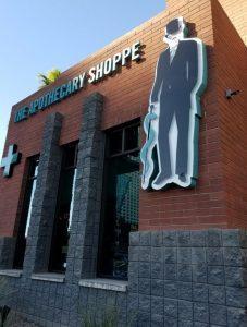 The Apothecary Shoppe exterior
